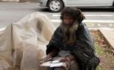 Kẻ vô gia cư trở thành người nổi tiếng
