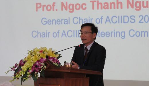 Khai mạc Hội nghị khoa học Quốc tế ACIIDS lần thứ 10 tại Quảng Bình