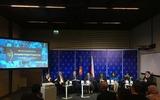 Đại sứ Vũ Đăng Dũng tham dự Diễn đàn Kinh tế châu Âu lần thứ 10 tại Ba Lan