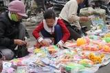 Độc đáo phiên chợ chỉ dành cho… trẻ em