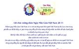 Lời chúc mừng của Chủ tịch Hội người Việt Nam tại Ba Lan nhân Ngày Nhà Giáo Việt Nam 20-11
