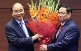 Tác giả của những thành công tại Việt Nam trong cuộc chiến chống Covid-19 trở thành chủ tịch mới của đất nước