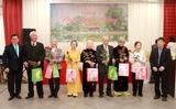 Hội đồng hương Thái Bình tại Ba Lan kỷ niệm 15 năm ngày thành lập.
