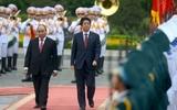 Tầm quan trọng chiến lược của quan hệ Việt-Nhật