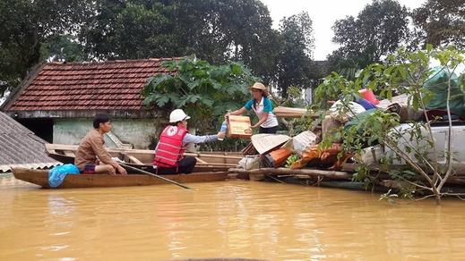 Cộng đồng người Việt Nam tại Ba Lan: Kêu gọi quyên góp từ thiện, ủng hộ đồng bào bị lũ lụt
