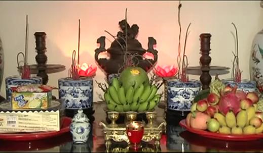 Tại sao mỗi gia đình chỉ nên có một bàn thờ?