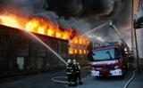 Cháy kho của người Việt tại Praha 9 gây thiệt hại hơn 270 triệu korun.