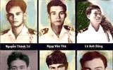 Danh sách 75 quân nhân Việt Nam Cộng Hòa hi sinh khi chiến đấu chống lại quân xâm lược Trung Quốc trong Hải chiến Hoàng Sa năm 1974.