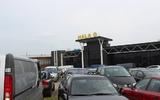 Trung tâm thương mại Ptak, ngoại ô thành phố Łódź