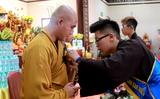 Đại lễ Vu Lan báo hiếu Phật lịch 2562, dương lịch 2018 tại chùa Nhân Hòa, Ba Lan.