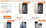 Giá iPhone 6 hàng xách tay giảm theo giờ
