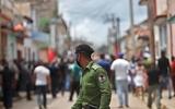 Biểu tình ở Cuba