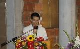 Cảm niệm nhân ngày lễ cất nóc chùa Nhân Hòa.