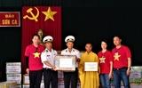 Đoàn Việt kiều Ba Lan báo cáo chuyến đi Trường Sa 2019.