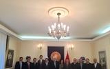 Đoàn đại biểu Hội hữu nghị Việt Nam - Ba Lan thăm Ba Lan