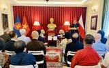 Đại sứ Vũ Đăng Dũng và phu nhân chia tay Cộng đồng người Việt Nam tại Ba Lan, kết thúc nhiệm kỳ về nước.