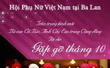 Thư mời của Hội phụ nữ Việt Nam tại Ba Lan.