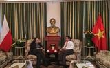Đại sứ Vũ Đăng Dũng trả lời phỏng vấn Trung tâm Quan hệ Quốc tế Ba Lan nhân dịp chuyến thăm cấp Nhà nước của Tổng thống Andrzej Duda và Phu nhân đến Việt Nam từ ngày 27-30/11/2017