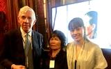 Gương mặt thế hệ trẻ khát khao đi tìm tiếng nói ủng hộ cho nạn nhân chiến tranh Việt Nam.