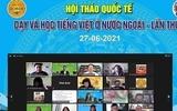 Thành lập Diễn đàn Gìn giữ tiếng Việt ở nước ngoài