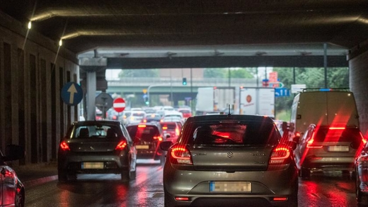 Chính thức thay đổi mức phạt và điểm phạt khi vi phạm giao thông