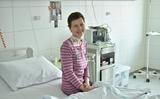 Cô Justyna ở TP Rybnik với căn bệnh ung thư hạch non-Hodgkin (chłoniak nieziarniczy) đã được chữa trị bằng một phương pháp sáng tạo mới - CAR-T cells, trong Viện Ung bướu Quốc gia (NIO) ở Gliwice