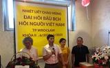 Đại hội Chi hội người Việt Nam tại  Wrocław - Ba Lan