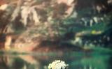 Thiếu nữ Sài thành xinh đẹp mơ màng bên dòng sông