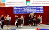 Hoạt động kỷ niệm Ngày Nhà giáo Việt Nam tại Vientiane