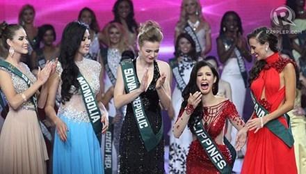 Nhan sắc nữ sinh viên giành vương miện Hoa hậu Trái đất