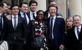 Độ tuổi của các bộ trưởng trong chính phủ Pháp
