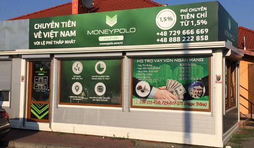 MoneyPolo chuyển tiền về Việt Nam và thế giới