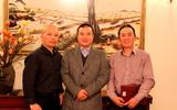 Vài nét về cuộc gặp mặt trao kiến nghị về công tác lãnh sự  tại Đại sứ quán Việt Nam tại Ba Lan.