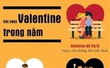 Những điều thú vị có thể bạn chưa biết về ngày Valentine