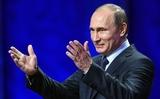 Nga: Vladimir Putin tái đắc cử với hơn 76% phiếu