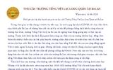 Thư của trường Tiếng Việt Lạc Long Quân tại Ba Lan gửi các bậc phụ huynh và học sinh của trường