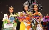 Mai Thị Hà đăng quang ngôi vị Hoa hậu Việt Nam tại Séc