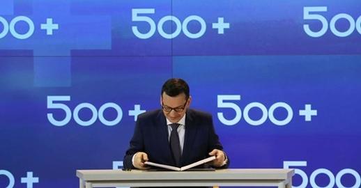 Ba Lan: Chương trình 500 plus. Các thay đổi từ ngày 01/07/2020