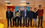 Đại hội thành lập Chi hội thanh niên - sinh viên Việt Nam tại thành phố Lodz, Ba Lan