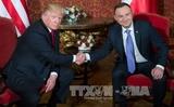 Tổng thống Mỹ Donald Trump làm gì ở Warszawa?