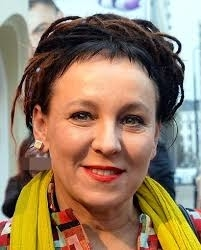 Olga Tokarczuk – nhà văn Ba Lan thứ sáu,  và là nữ nhà văn thứ hai của Ba Lan đoạt giải Nobel văn học
