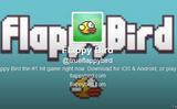 Flappy Bird hay 'con ngỗng vàng' từ VN