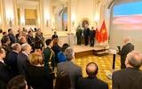 Kỷ niệm 75 năm Ngày thành lập Quân đội Nhân dân Việt Nam tại Ba Lan
