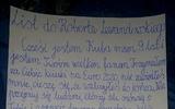 Bức thư cảm động của cậu bé 9 tuổi, có tên là Kuba gửi Robert Lewandowski, đã được trả lời.