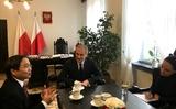 Đại sứ Vũ Đăng Dũng thăm làm việc với tỉnh Pomorski và thành phố Gdansk, Ba Lan