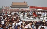 21/04/1989: Sinh viên bắt đầu biểu tình tại Quảng trường Thiên An Môn