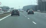 """Ba Lan: Chiến dịch """"Hãy giữ làn phải khi đi xe"""" – đã có rất nhiều vé phạt"""