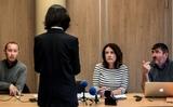 Vợ cựu Chủ tịch Interpol Mạnh Hoàng Vỹ xin tị nạn