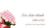 Thư cảm ơn của Hội phụ nữ Việt Nam tại Ba Lan