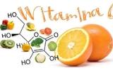 Vitamin C - tầm quan trọng và ảnh hưởng của sự thiếu hụt